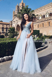 Wedding dress Monza silver
