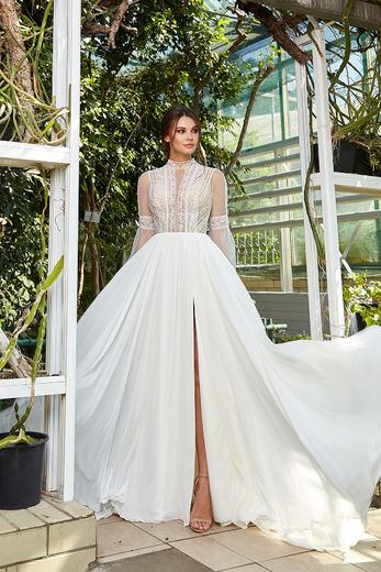 Wedding dress PL-15